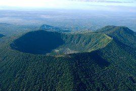 El Boqueron Volcano, El Salvador