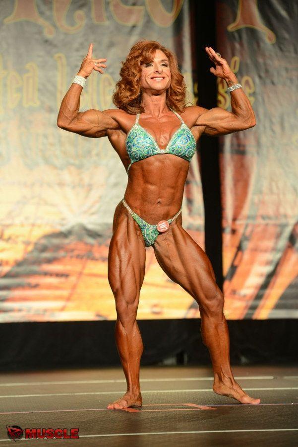 muscle girls porto rico