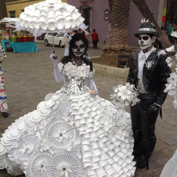 Recycled Halloween Decorations: 22 Best Recycled Costumes Images On Pinterest