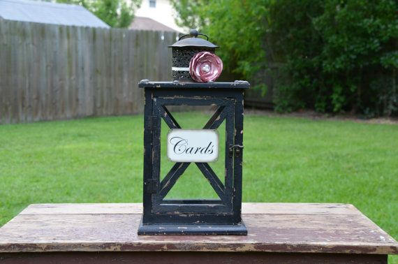 RESERVED FOR ANNE  Romantic Lantern by SgtPeppersHeartsClub, $95.00
