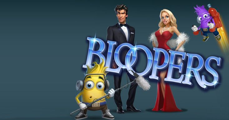Bloopers, from ELK Studios, is a movie themed slot machine, with a modern design and 243 ways to win.