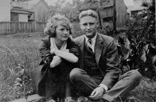 Zelda Fitzgerald, wife of F. Scott Fitzgerald, author of The Great Gatsby. Spent many years in and out of mental institutions after being diagnosed with schizophrenia. Died in 1948 in a Highland Hospital when a fire broke out in the kitchen. Zelda was locked in a room awaiting electroshock therapy at the time of the fire.