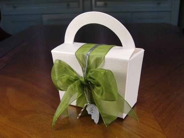 Χάρτινη Μπομπονιέρα Γάμου :: Ωρα Χαρας είδη γάμου βάφτισης http://www.oraxaras.com/