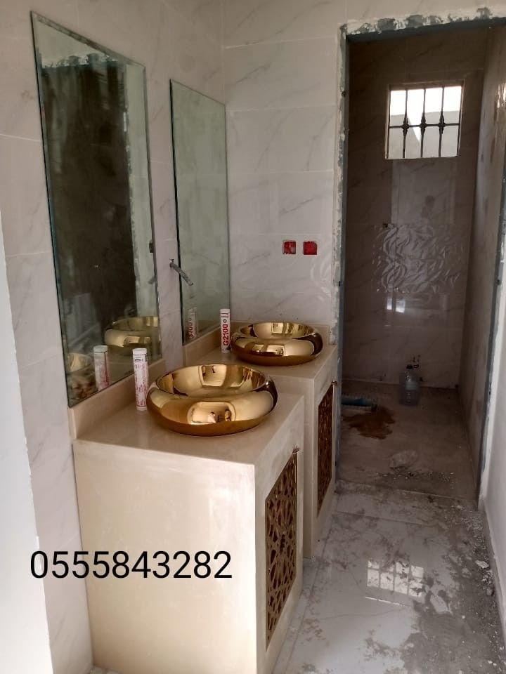 مغاسل رخام حمامات الرياض Bathtub Bathroom