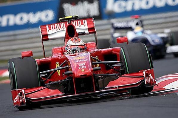 Kimi Raikkonen (FIN) Ferrari F2009.  Formula One World Championship