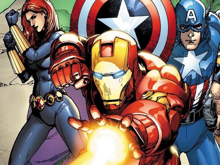 Papel de Parede Gratuito de Quadrinhos : Heróis Marvel