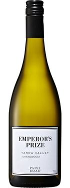 Created by Kate Goodman from Punt Road, the Emperor's Prize is a wine of complexity and style