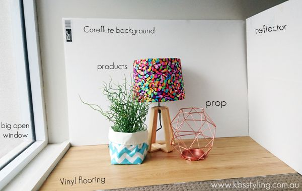 Indoor Photography Hints and Tip by KBS Styling. http://kbsstyling.com.au/indoor-photography-tips/