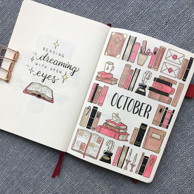 Hey Leute, hier ist meine Oktober-Titelseite. Ich habe für diesen Monat ein Bibliotheks- / Bücherthema mit sehr einfachen Kritzeleien ausgewählt. 📚 Es ist ein bisschen anders …