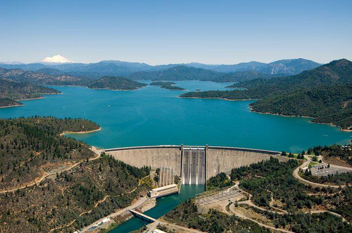 Expanding water storage capacity in California