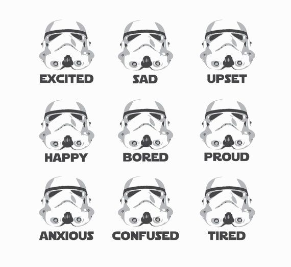 stormtrooper emotions