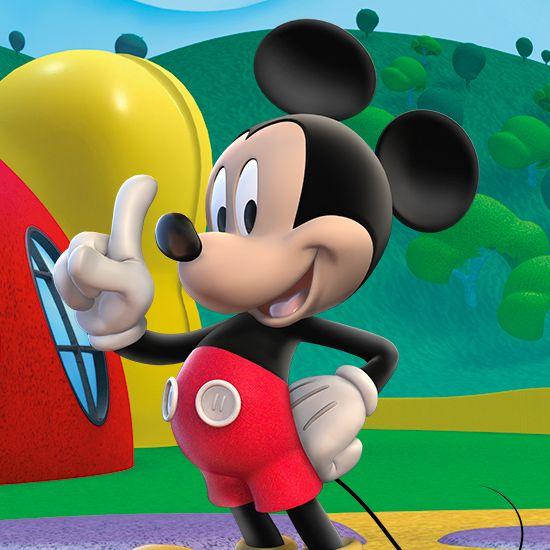 ミッキーマウス ♪ミッキーマウスクラブハウスのアイデア♪
