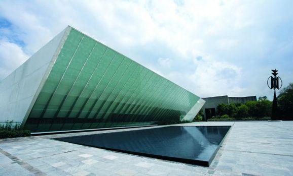 Museo Universitario de Arte Contemporaneo - Universidad Nacional Autonoma de Mexico, Mexico City