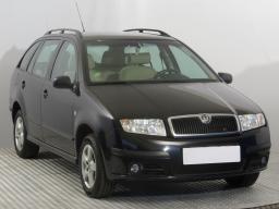 Škoda Fabia 2005 Combi černá 3