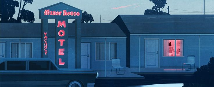 The Voyeur's Motel : Emiliano Ponzi