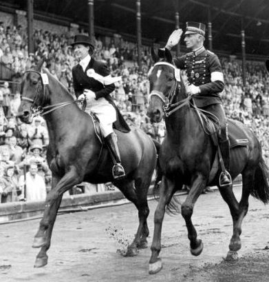Lis Hartel, Danish Equestrian Legend, Dies   Simply Marvelous Horse World