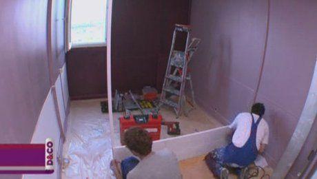 Best 25 b ton cellulaire ideas on pinterest meubles chaux reglette salle - Separer une piece en 2 ...