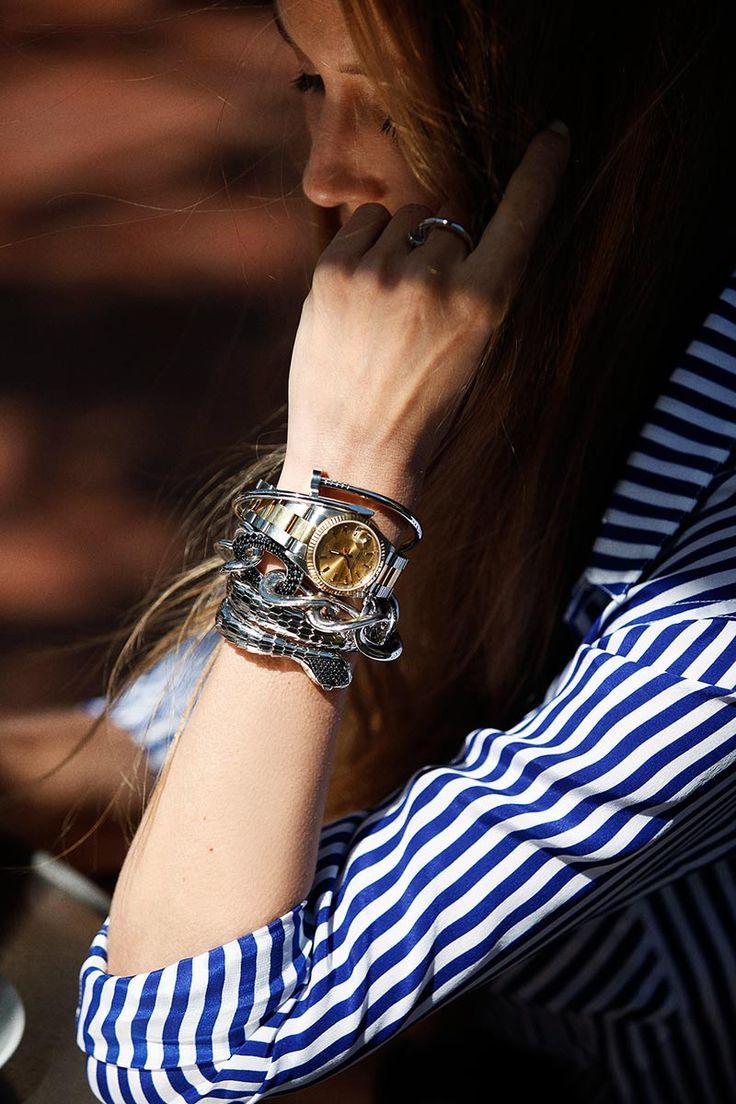 Vanesa Lorenzo - Aristocrazy Suarez Cartier Jewellery