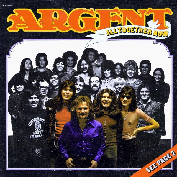 Argent - All Together Now (Vinyl/LP) 1972/gatefold
