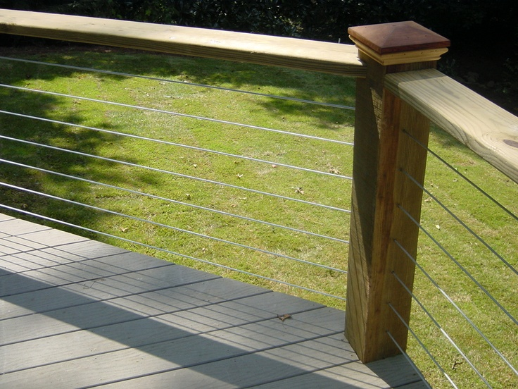 25 Best Handrail Ideas On Pinterest: 21 Best Images About Dock Railing Ideas On Pinterest