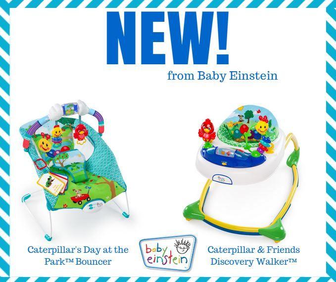baby einstein caterpillar bouncer instructions