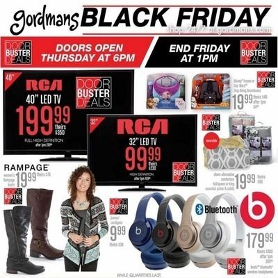View the Gordmans Black Friday 2015 Ad  with Gordmans deals and sales