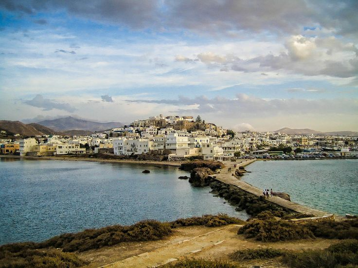 "500px / Photo ""Naxos Kastró"" by Peter Gizzi"