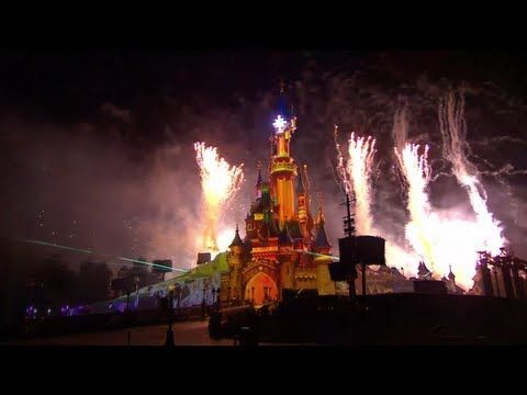"""The new Disneyland Paris night time show """"Dreams"""" debuted on March 31, 2012. This will be my reason to go back to DLP this year, it looks amazing (can't wait to see it in real life)!"""