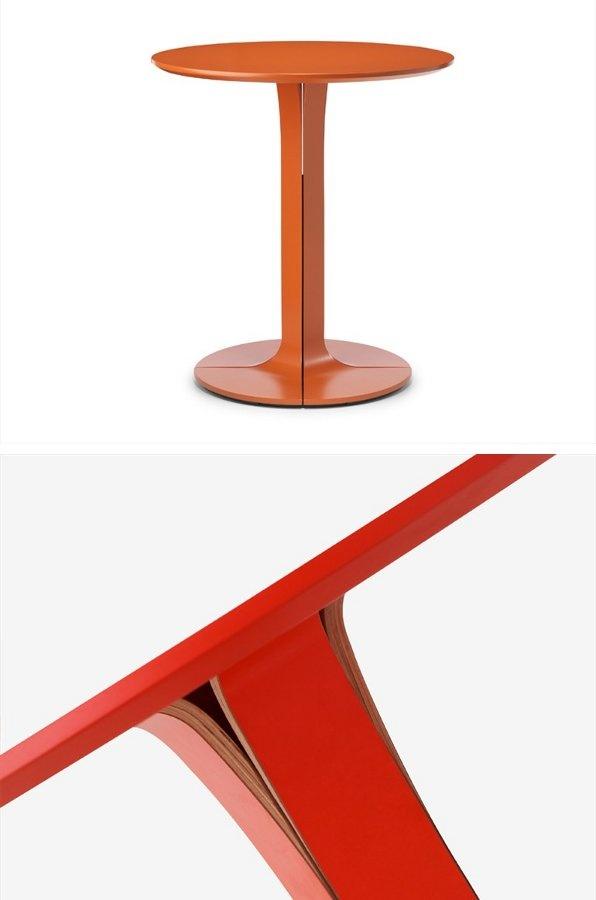Wooden coffee #table UNA by @Amy Miller design | #design Erla Sólveig Oskarsdóttir #colour