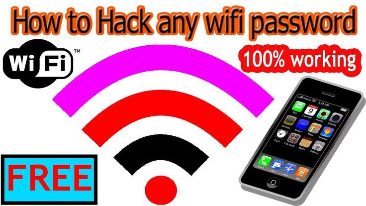 How to hack wifi password 100% working | Hack wifi key | Wifi Hacker