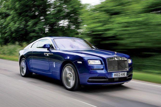 Rolls-Royce's Seductive New Wraith ^