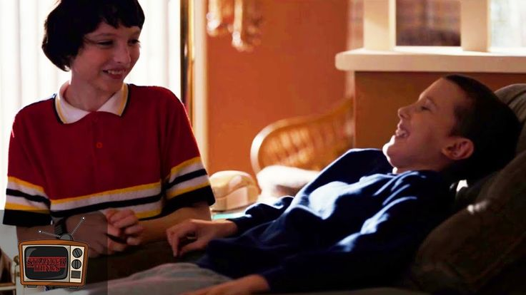 Stranger Things 1x02   Mike Shows Eleven His Living Room   Clip