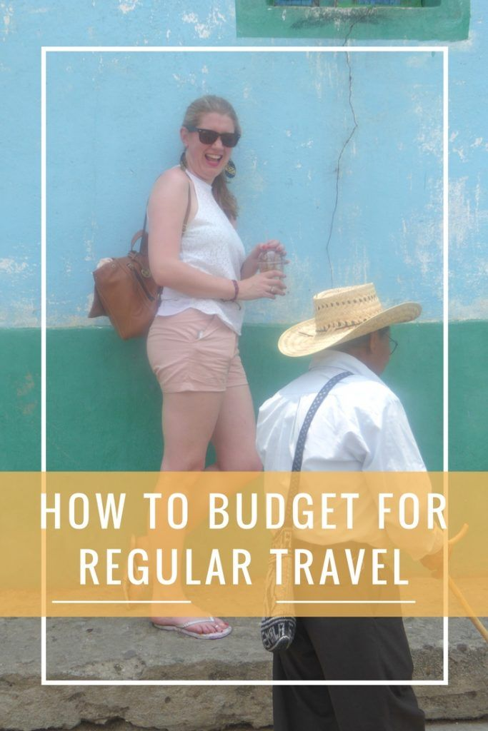 How to budget for regular travel - tips and tricks for making the most of the money you have for a cheap holiday, or lots of holidays in one year.   Money saving techniques for a weekend away or long haul trip.