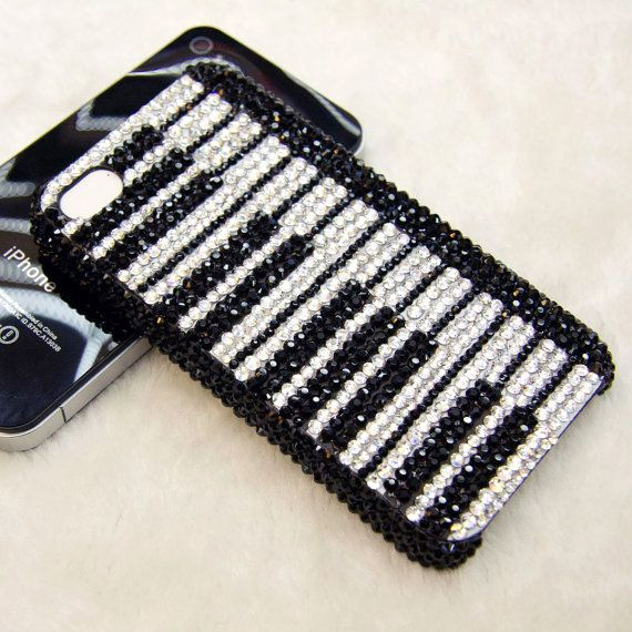 Piano Bling iPhone Case                                                                                                            .:JuSt*!N*cAsE: