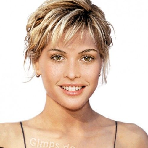 Pictures of short haircuts styles