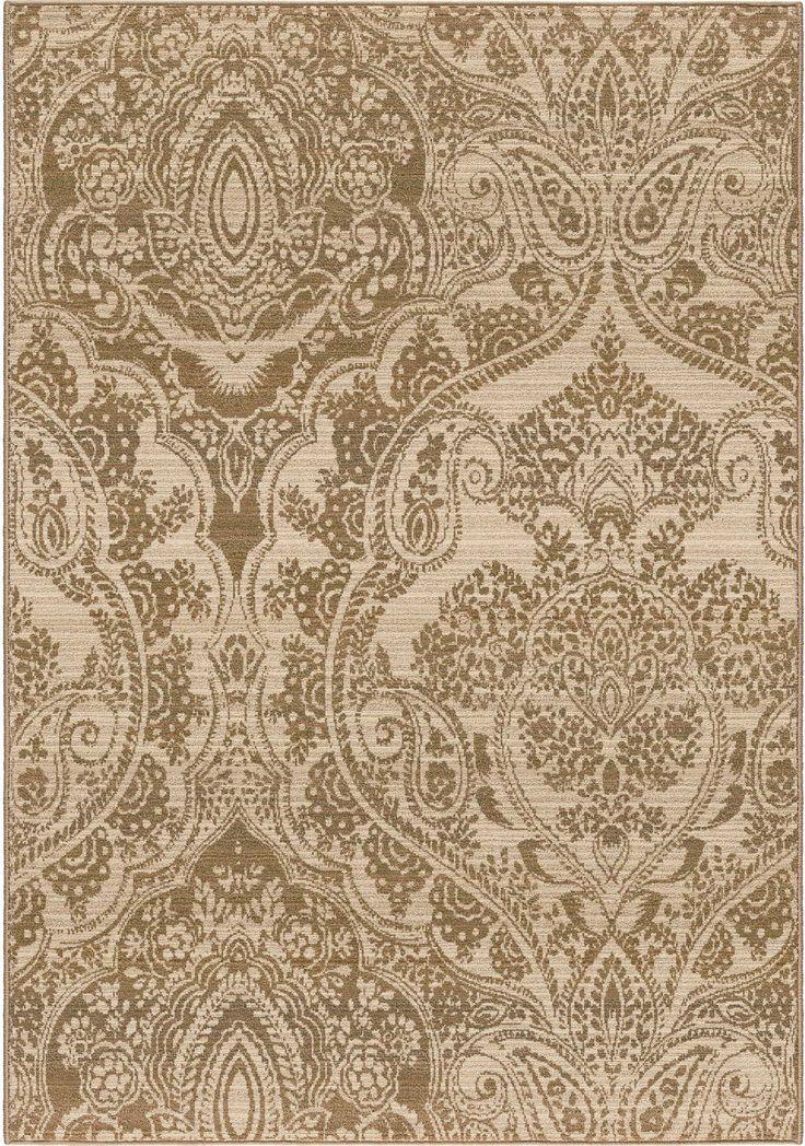 Orian Elegant Revival Queen Vic Area Rug