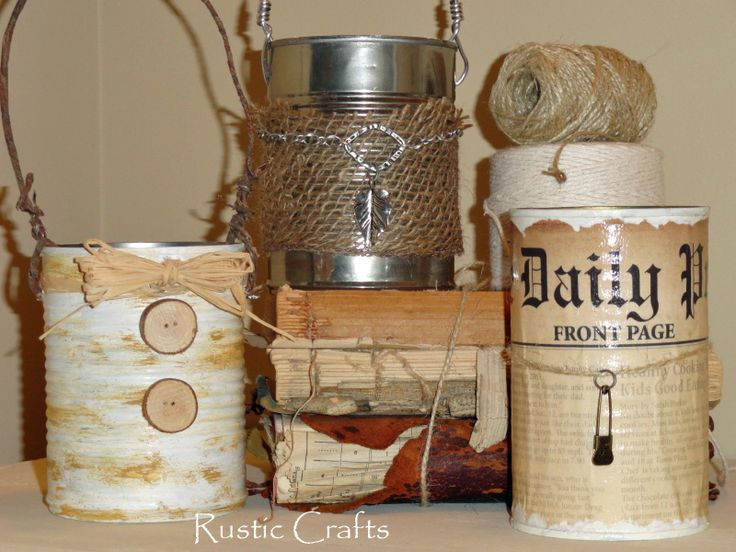 Recycled Craftsrustic-crafts.comStorage Caddy, Crafts Ideas, Recycled Cans, Cans Crafts, Crafts Room Storage, Decor Pencil, Recycle Crafts, Diy, Pencil Holders