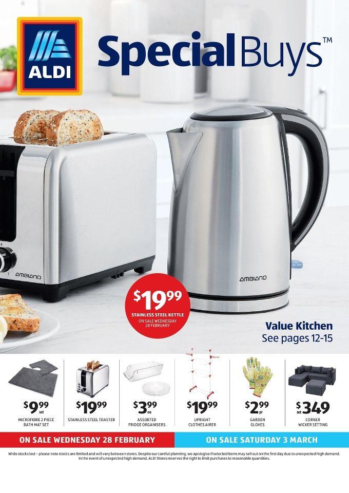 aldi catalogue specials week 9 28 february   6 march 2018   http   best 25  aldi weekly specials ideas on pinterest   aldi grocery ad      rh   pinterest com