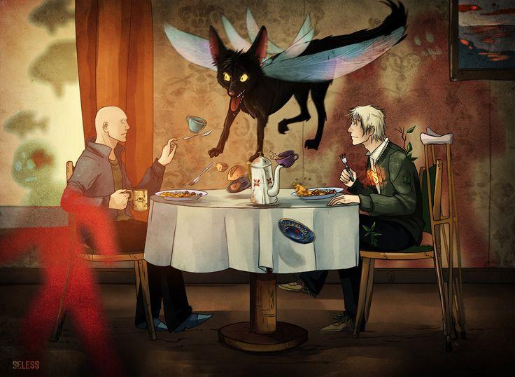 Лорд, Сфинкс и Табаки на Изнанке Inside2 by Seless