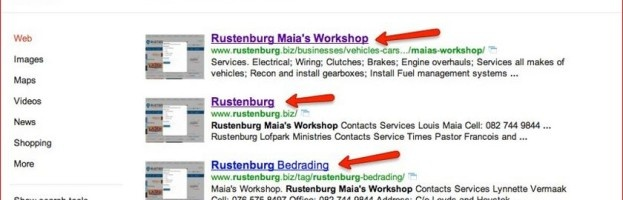 #Internet #advertising in #Rustenburg