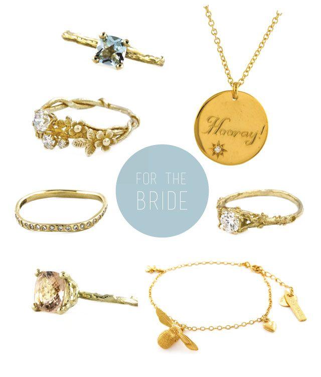 For The Bride! Alex Monroe Wedding Jewellery – Beautiful Unique British Designs