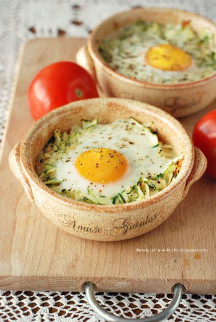 Moje Dietetyczne Fanaberie: Kurczak curry z marchwią, cukinią i jajkiem