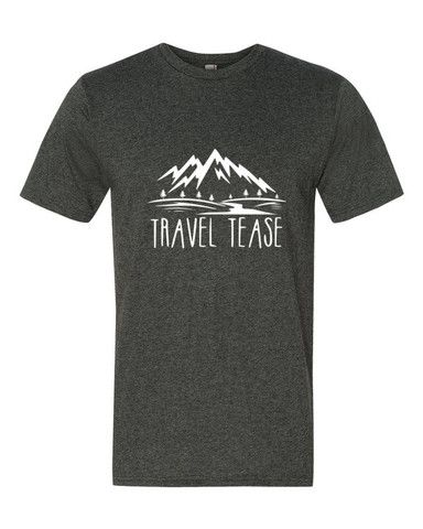 Travel Tease in the Mountains dark