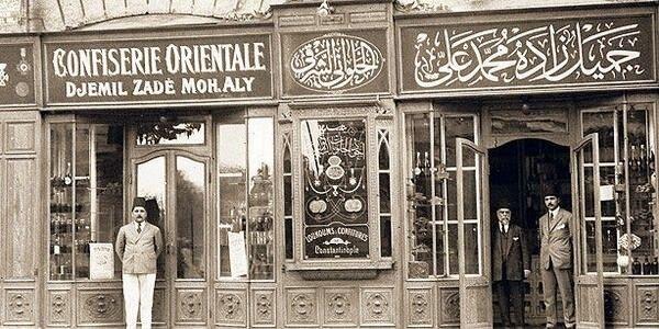 120 Yıllık Rebul Eczanesi (Beyoğlu)