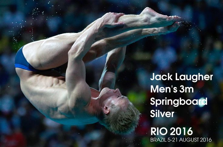 Great Britain's Jack Laugher won Olympic silver in the men's individual 3m springboard final, six days after claiming synchronised gold.  The 21-year-old scored 523.85 points to finish behind China's Cao Yuan, who ended on 547.60, with Germany's Patrick Hausding taking bronze (498.90).