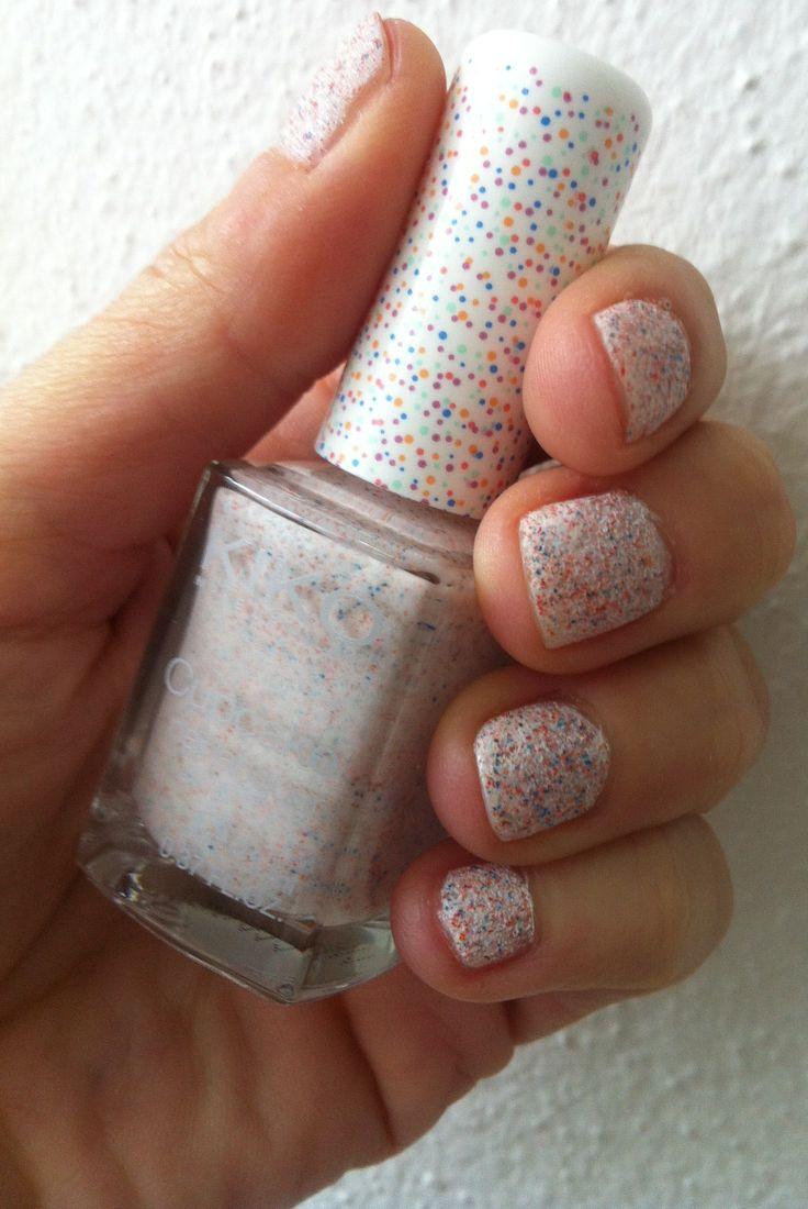 Kiko nail lacquer 2014 Cupcake gelsomino n. 647