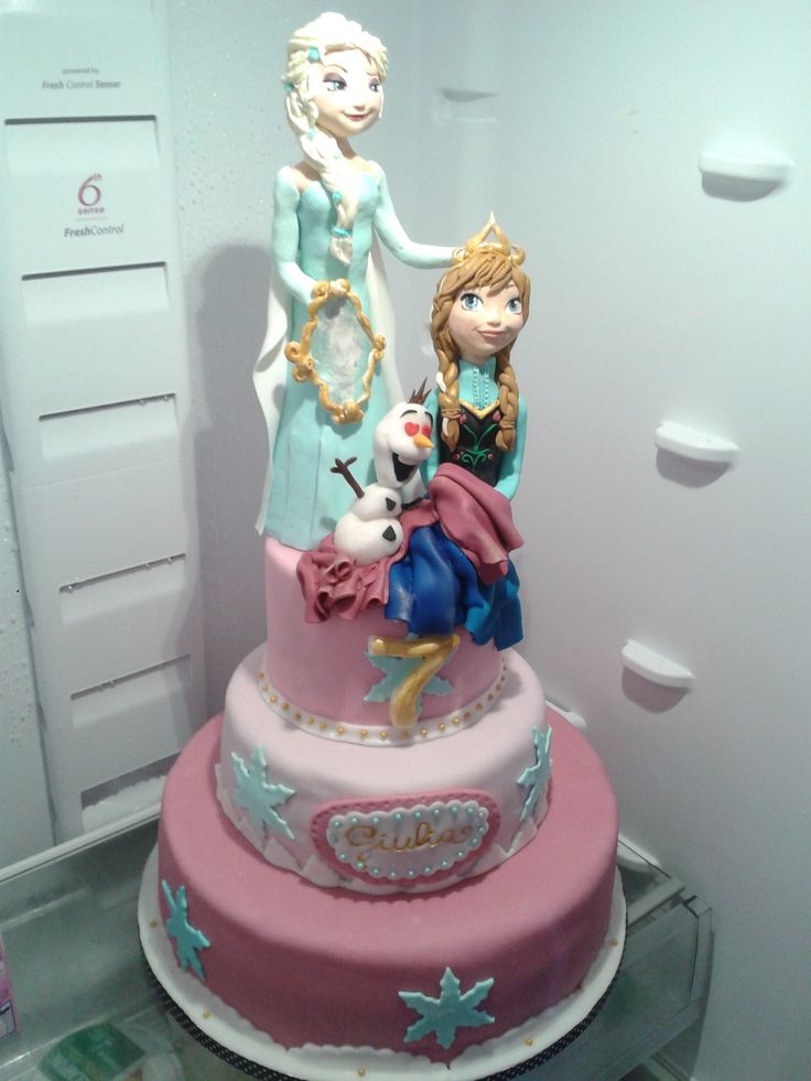 Frosen cake
