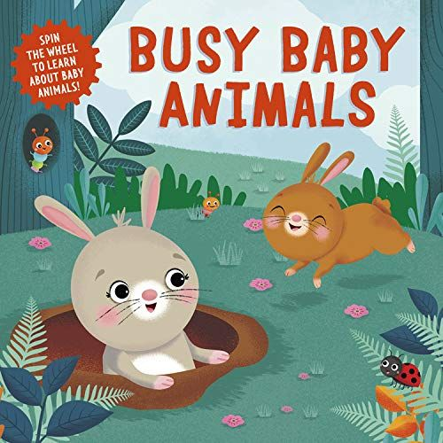 Busy Baby Animals (Clever Wheels) by Clever Publishing ...