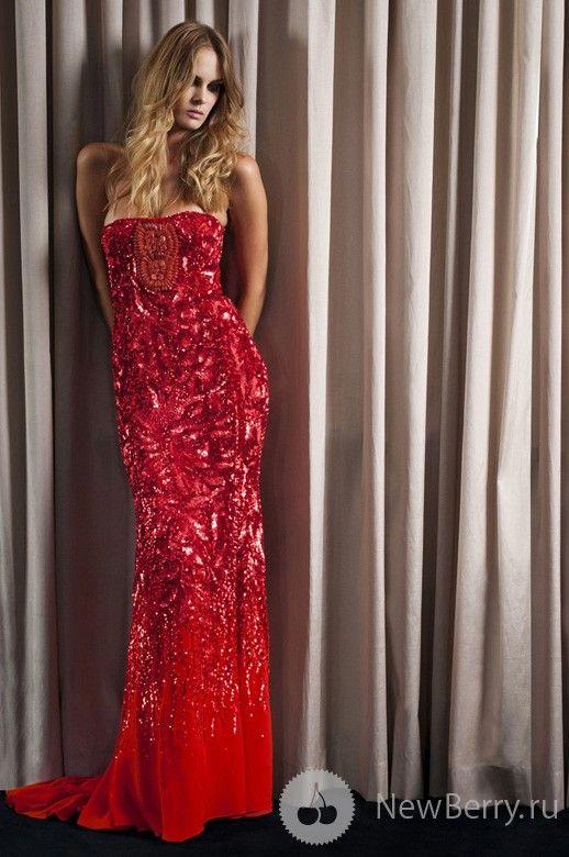 Amen - Red Haute Couture - 2013