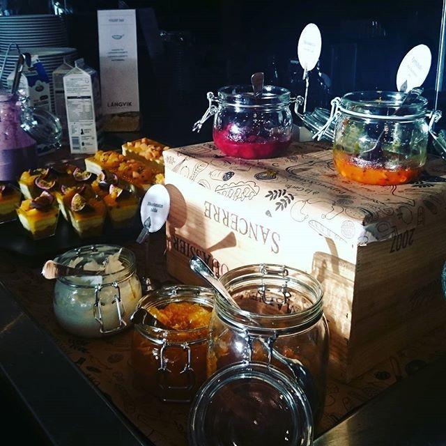 Paras hotelliaamiainen pitkään aikaan, nam! #långvik #hotel #breakfast #langvikhotel http://www.langvik.fi/